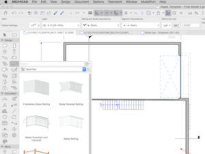 ARCHICAD Standards: Setting Up Defaults & Favorites for Tool Settings