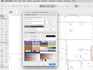 ARCHICAD Standards: Setting Up Graphic Standards