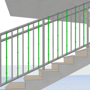 Creating Custom Railings in ARCHICAD @ Online Training