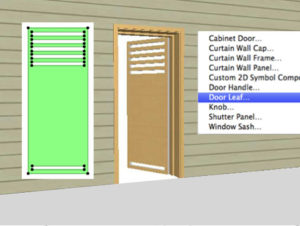 Creating Custom Door & Window Components @ Online Training