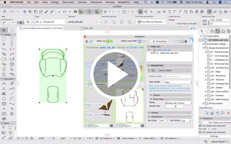 ModelPort 2 0 - ARCHICAD Objects Unleashed | ARCHVISTA