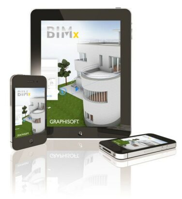 Mobile BIM by ARCHICAD