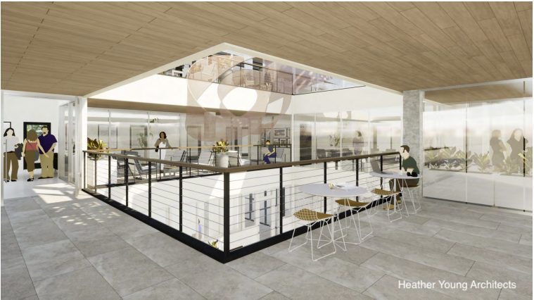 Heather Young Architects Rendering